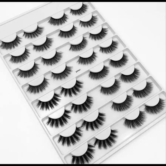 Other - Pre order 16 pairs mink 3D eyelashes